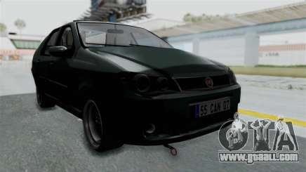 Fiat Albea for GTA San Andreas