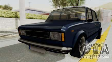 Seat 124 2000 for GTA San Andreas