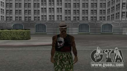 San Fierro Rifa Member for GTA San Andreas
