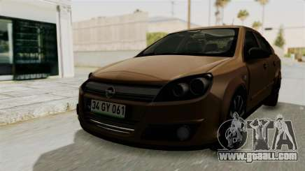 Opel Astra Sedan 2011 for GTA San Andreas