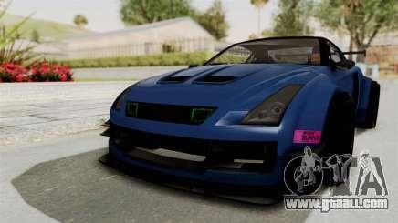 GTA 5 Annis Elegy Twinturbo Spec for GTA San Andreas