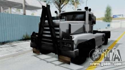 Roadtrain 8x8 v1 for GTA San Andreas