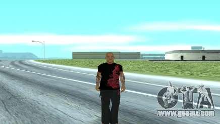 Da Nang Boy for GTA San Andreas