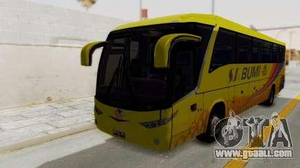 Marcopolo SP Bumi Express for GTA San Andreas