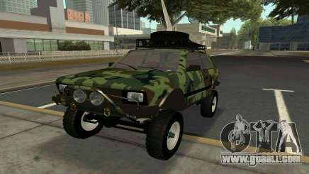 Zastava Yugo for GTA San Andreas