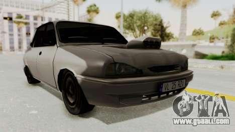 Dacia 1310 TI Tuning v1 for GTA San Andreas right view