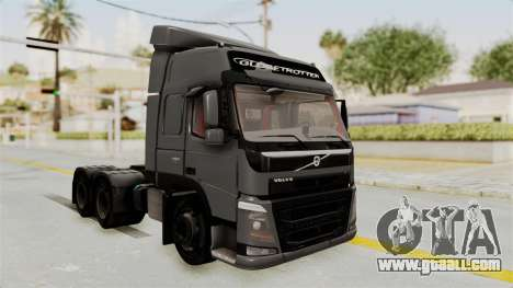 Volvo FM Euro 6 6x4 v1.0 for GTA San Andreas