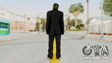 Joker Heist Outfit GTA 5 Style for GTA San Andreas third screenshot