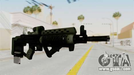 Killzone - M82 Assault Rifle for GTA San Andreas