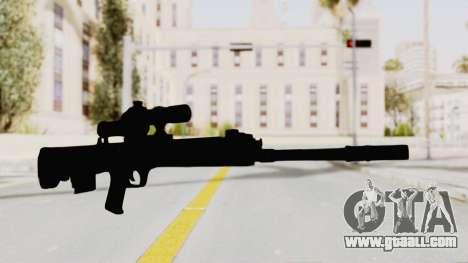 QBU-88 for GTA San Andreas second screenshot