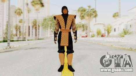 Tremor MK1 for GTA San Andreas second screenshot