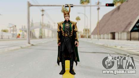 Marvel Future Fight - Loki for GTA San Andreas second screenshot