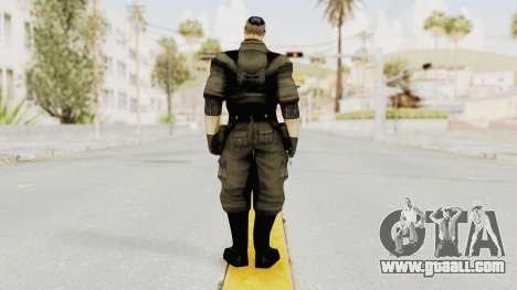 Russian Solider 2 from Freedom Fighters for GTA San Andreas third screenshot
