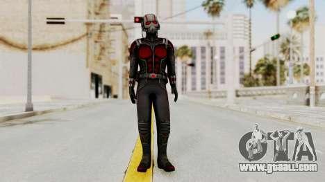 Marvel Pinball - Ant-Man for GTA San Andreas second screenshot