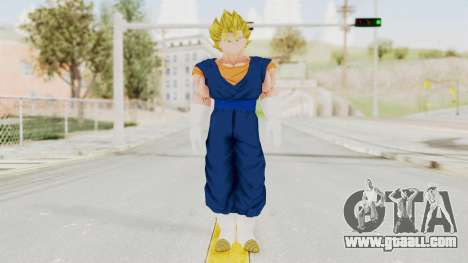Dragon Ball Xenoverse Vegito SSJ for GTA San Andreas second screenshot