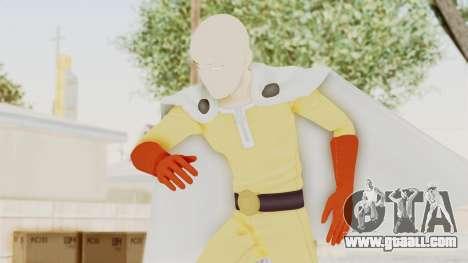 Saitama One Punch Man for GTA San Andreas