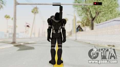 Captain America Civil War - War Machine for GTA San Andreas third screenshot