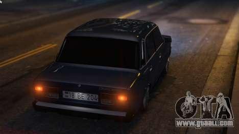 Vaz 2107 Avtosh for GTA 5
