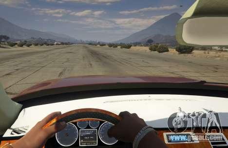 GTA 5 2014 Nissan Patrol Impul rear right side view