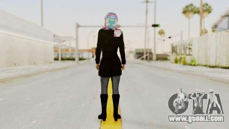 Iranian Girl Skin v2 for GTA San Andreas third screenshot