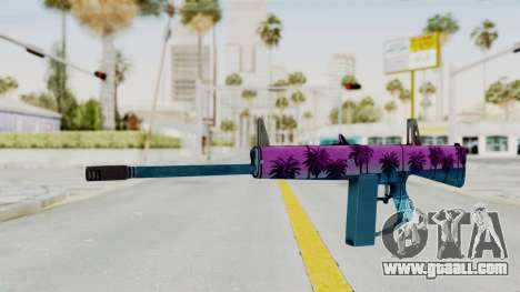 Vice AA-12 for GTA San Andreas