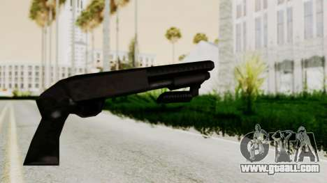 VC Stubby Shotgun for GTA San Andreas second screenshot