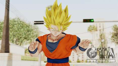 Dragon Ball Xenoverse Goku SSJ2 for GTA San Andreas