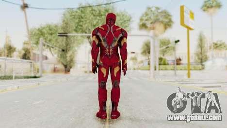 Captain America Civil War - Iron Man for GTA San Andreas third screenshot