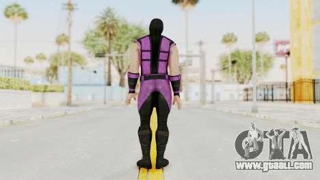 Mortal Kombat X Klassic Rain for GTA San Andreas third screenshot