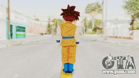 Dragon Ball Xenoverse Gohan Teen DBS SSG v2 for GTA San Andreas third screenshot
