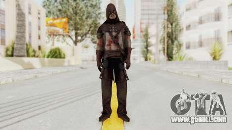 Assassins Creed Brotherhood - Executioner for GTA San Andreas second screenshot