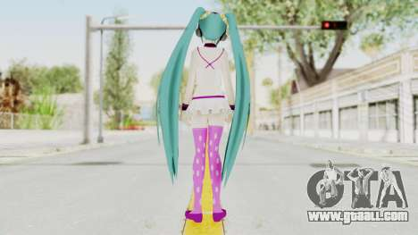 Redial Miku for GTA San Andreas third screenshot
