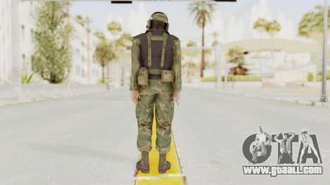 MGSV Ground Zeroes US Pilot v1 for GTA San Andreas third screenshot