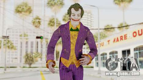 Batman Arkham Knight - Joker for GTA San Andreas