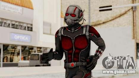 Marvel Pinball - Ant-Man for GTA San Andreas