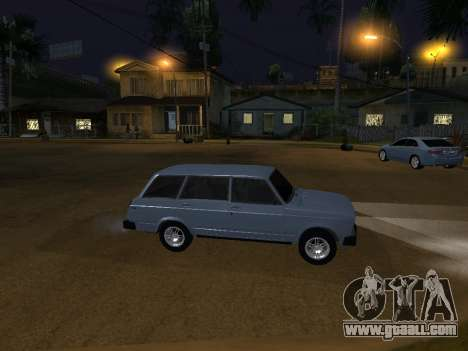 VAZ 2104 for GTA San Andreas side view
