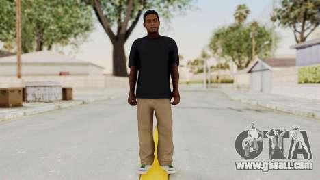 GTA 5 Lamar for GTA San Andreas second screenshot