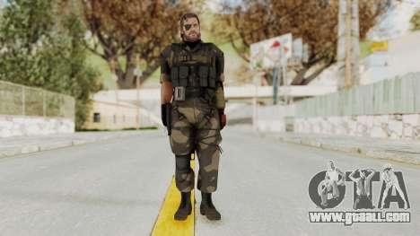 MGSV The Phantom Pain Venom Snake Splitter for GTA San Andreas second screenshot