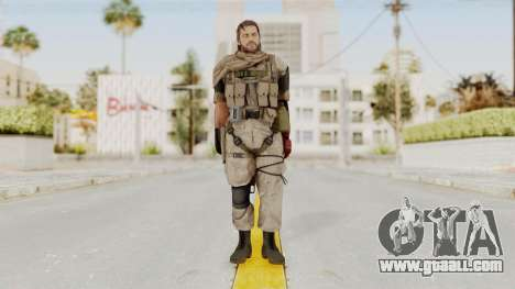 MGSV The Phantom Pain Venom Snake Sc No Patch v3 for GTA San Andreas second screenshot