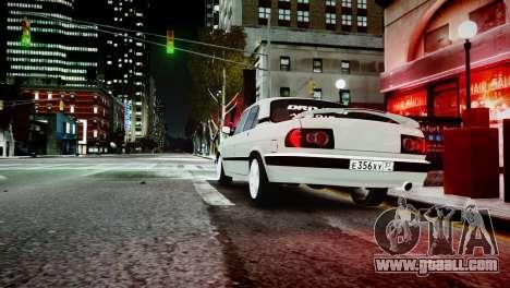 GAZ 3110 Turbo WRX STI for GTA 4 back view