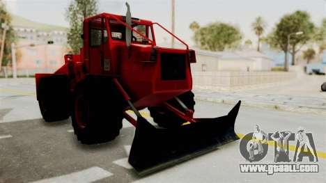 TAF 657 for GTA San Andreas
