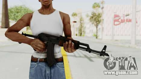 kbk AKMS for GTA San Andreas