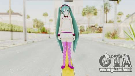 Redial Miku for GTA San Andreas second screenshot