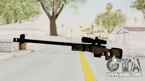 L96A1 for GTA San Andreas second screenshot