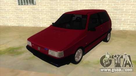 Fiat Uno S for GTA San Andreas