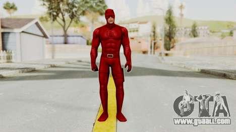 Marvel Future Fight - Daredevil for GTA San Andreas second screenshot