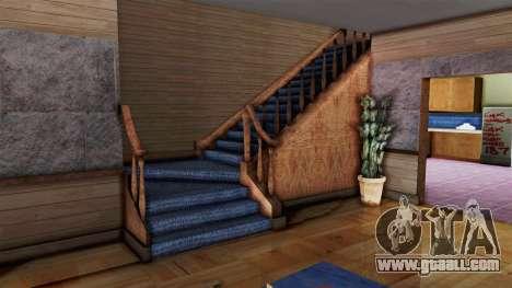 CJs House New Interior for GTA San Andreas second screenshot