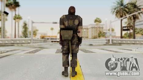 MGSV The Phantom Pain Venom Snake Splitter for GTA San Andreas third screenshot