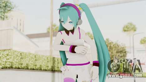 Redial Miku for GTA San Andreas