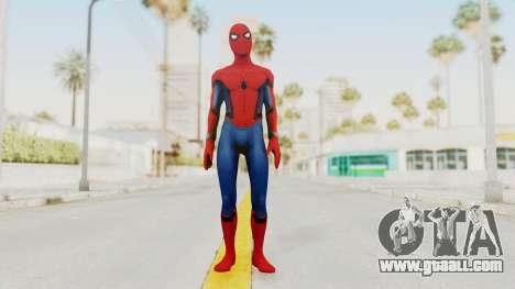 Spider-Man Civil War for GTA San Andreas second screenshot